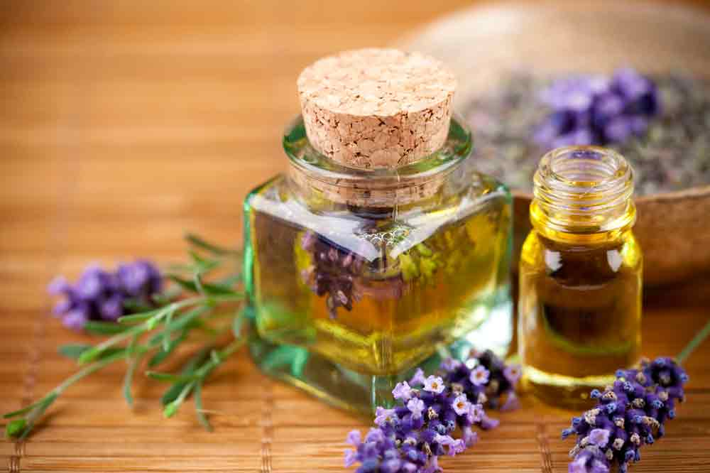 Aromaterápia levendula olaj